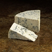 BelGioioso Crumbly Gorgonzola Cheese 6# Case of Random Weight Wedges