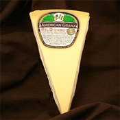 BelGioioso American Grana Cheese 2# Case of Random Weight Wedges