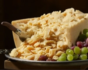 BelGioioso American Grana Cheese 5# Case of Random Weight Wedges