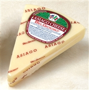 BelGioioso Asiago Cheese 2# Case of Wedges