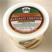 BelGioioso Asiago Cheese 12/5oz Cups Shredded