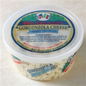BelGioioso Crumbly Gorgonzola Cheese 12/5oz Cups Crumbled