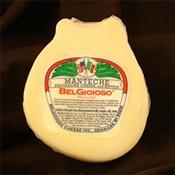 BelGioioso Mild Provolone Cheese Manteche 12/1# Halves