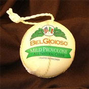 BelGioioso Mild Provolone Cheese 6/1.8# Provolettine (Ball Shape)