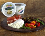 BelGioioso Fresh Mozzarella Burrata Cheese 6/1# Cups (4-4oz balls)