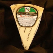 BelGioioso Parmesan Cheese 5# Case of Random Weight Wedges