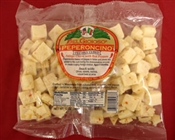 BelGioioso Peperoncino Cheese 6/2# Bags Cubed 3/4""