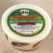 BelGioioso Romano Cheese 12/5oz Cups Grated