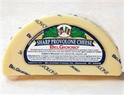 BelGioioso Sharp Provolone Cheese 12/8oz Exact Weight Wedges